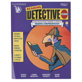 The Critical Thinking Co., Reading Detective Beginning Workbook, Paperback, 192 Pages, Grades 3-4
