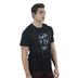 Kerusso, John 8:12 Light Up the Darkness, Men's Short Sleeve T-shirt, Black, Small