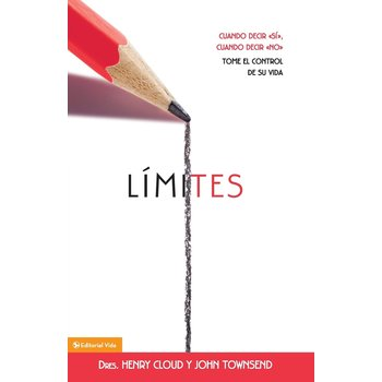 Limites, by Henry Cloud & John Townsend, Paperback