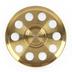RemembranceWare, Communion Bread Plate Insert, Brass, 6 x 1 inches