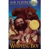 The Whipping Boy, Paperback, Grades 3 and up