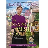 An Unexpected Amish Courtship, Surprised By Love, Book 2, by Rachel J. Good, Paperback