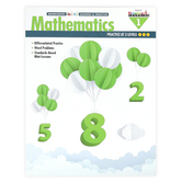 Newmark Learning, Meaningful Mini-Lessons and Practice Mathematics Resource Book, 144 Pages, Grade 1