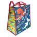 Stephen Joseph, Shark Large Recycled Gift Bag, 13 1/2 x 13 x 7 1/2 inches