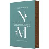 New Morning Mercies: A Daily Gospel Devotional, by Paul David Tripp, Imitation Leather, Brown