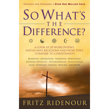 So What's the Difference, by Fritz Ridenour