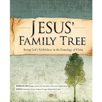 Jesus' Family Tree, Hardcover