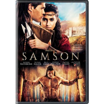 Samson: Chosen, Betrayed, Redeemed, DVD