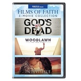 Films of Faith: 3 Movie Collection, DVD