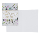 ThreeRoses, Praying For You Note Cards & Envelopes, 8 Cards & Envelopes