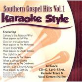 Southern Gospel Hits Volume 1, Karaoke Style, As Made Popular by Various Artists, CD+G