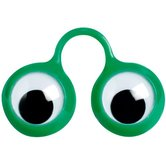 Toysmith, Finger Eyes, 4 x 2 Inches, Assorted Colors, 1 Piece