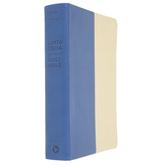 NVI NIV Spanish-English Parallel Bilingual Bible, Imitation Leather, Multiple Colors Available