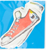 Edupress, Pete the Cat Groovy Shoes Accent Cutouts, Multi-colored, 5.25 x 7 Inches, 36 Pieces