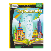 Teacher Created Resources, Rigorous Reading: An In-Depth Guide for Any Picture Book, Grades 2-4