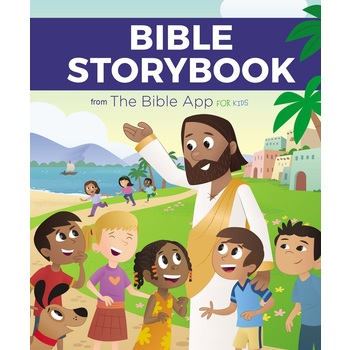 Bible Storybook From The Bible App for Kids, by YouVersion and OneHope Inc, Hardcover