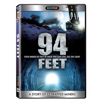 94 Feet: A Story of 12 Trapped Miners, DVD