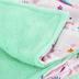 Stephen Joseph, Unicorn All Over Print Toddler Blanket, Polyester, 50 x 36 inches