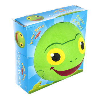 Melissa & Doug, Sunny Patch Froggy Kickball, Ages 2 to 5