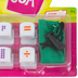 Junior Learning, Roll-A-Sum Game, 12 Pieces, Multi-Colored, 1 or More Players, Grades PreK and up