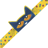 Teacher Created Resources, Pete the Cat Crowns, 5 x 24 Inches, Pack of 30
