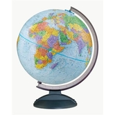 """Blue Ocean Meridian Globe 12"""""""