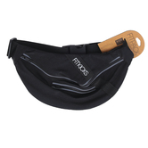 D.M. Merchandising, FitKicks, FITPACK Women's Active Lifestyle Belt Bag, Spandex/Polyester, Black, One Size