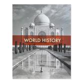 BJU Press, World History Student Text, 5th Edition, Paperback, Grade 10