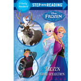 Disney, Frozen Story Collection, Step Into Reading, Level 1-2, by RH Disney, Paperback