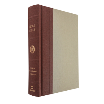 ESV Reader's Bible, Hardcover