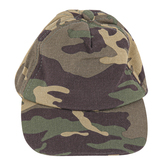 Creations of Grace, Camouflage Infant Ball Cap, Green, Ages 0 to 12 Months