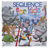 Pressman Toys, Sequence For Kids Board Game, 2 to 4 Players, Ages 3 to 6