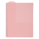 Carolina Pad, Studio C Executive Notebook, 9 1/2 x 7 3/8 inches, 100 Sheets