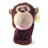 Montgomery the Monkey Puppet