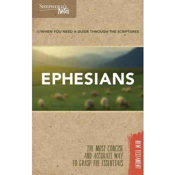 Ephesians, Shepherd's Notes Series, by Dana Gould, Paperback