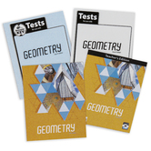 BJU Press, Geometry Complete Subject Kit, 4th Edition, Grade 10