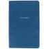 NKJV Personal Size Giant Print Reference Bible, Imitation Leather, Blue