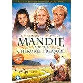 Mandie & The Cherokee Treasure DVD