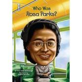 Who Was Rosa Parks?, by Yona Zeldis McDonough