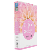 NIV Once-A-Day Bible for Women, Paperback