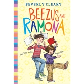 Beezus and Ramona, by Beverly Cleary and Jacqueline Rogers, Paperback