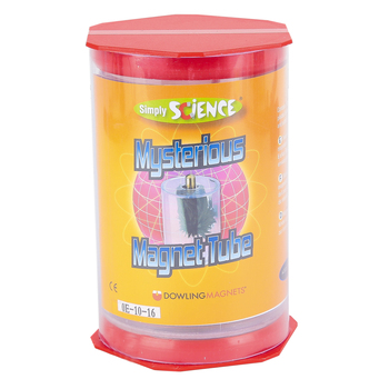 Dowling Magnets, Simply Science, Mysterious Magnet Tube with Steel Filings, Ages 6 and Older
