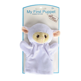 The Puppet Company, My First Puppets Lamb, White, 12 1/4 x 6 1/4 x 2 3/4 inches