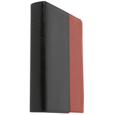 NIV Every Man's Large Print Bible, Duo-Tone, Thumb Indexed, Multiple Colors Available