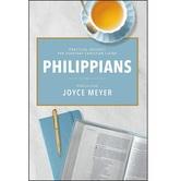 Philippians: A Biblical Study, by Joyce Meyer, Hardcover