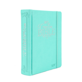 KJV My Creative Journaling Bible, Hardcover, Multiple Colors Available