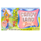 Winning Moves Games, Candy Land 65th Anniversary Board Game, Ages 4 and Older, 2 to 4 Players