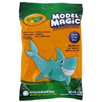 Crayola, Model Magic Modeling Compound, Aquamarine, 4 ounces