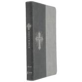 NIV Bible for Kids, Imitation Leather, Gray