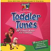 Toddler Tunes: 25 Classic Songs for Toddlers, by Cedarmont Kids, CD